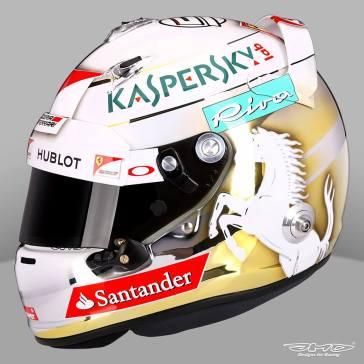 Basic Gold Helmet 2016