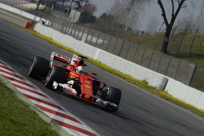 TEST F1/2017 - T1 SPAGNA