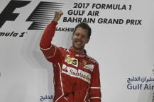 GP BAHRAIN F1/2017 © FOTO STUDIO COLOMBO PER FERRARI MEDIA (© COPYRIGHT FREE)