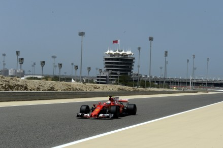 TEST T3 BAHRAIN F1/2017 © FOTO STUDIO COLOMBO PER FERRARI MEDIA (© COPYRIGHT FREE)