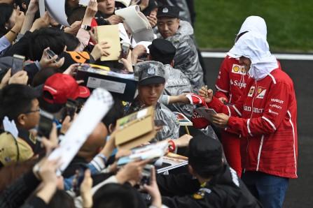 GP CINA F1/2017 © FOTO STUDIO COLOMBO PER FERRARI MEDIA (© COPYRIGHT FREE)