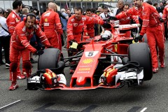 GP GRAN BRETAGNA F1/2017 © FOTO STUDIO COLOMBO PER FERRARI MEDIA (© COPYRIGHT FREE)