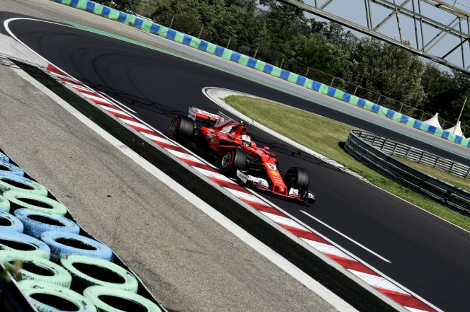 TETEST F1/2017 - T4 - BUDAPEST (UNGHERIA) 01 - 02/08/17