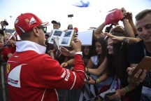 GP UNGHERIA F1/2017 © FOTO STUDIO COLOMBO PER FERRARI MEDIA (© COPYRIGHT FREE)