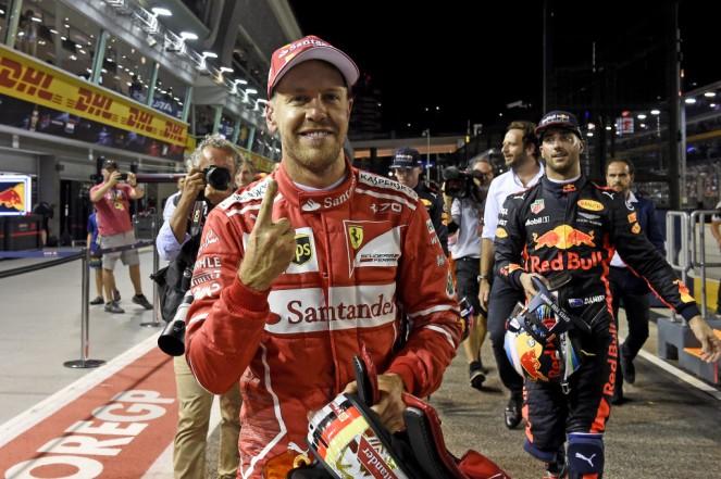 GP SINGAPORE F1/2017