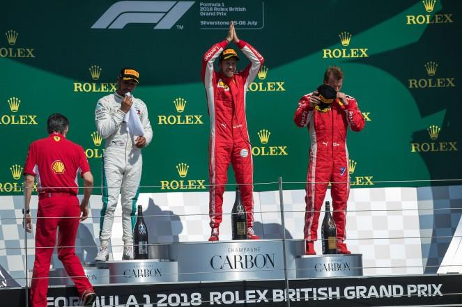 F1 British Grand Prix  - Day 4