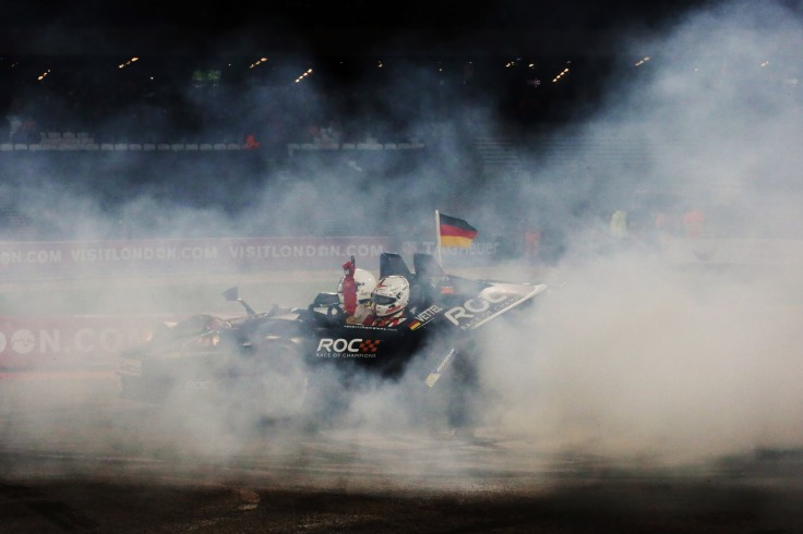 2015 Race of Champions, Olympic Park, London