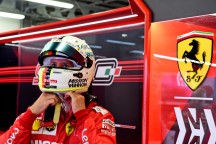 GP ARZERBAIJAN F1/2019 - VENERDÌ 26/04/2019 credit: @Scuderia Ferrari Press Office