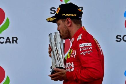 GP ARZERBAIJAN F1/2019 - DOMENICA 28/04/2019 credit: @Scuderia Ferrari Press Office