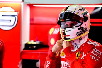 GP CINA F1/2019 - SHANGHAI 12/04/2019 credit: @Scuderia Ferrari Press Office