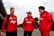 GP CINA F1/2019 - SHANGHAI 11/04/2019 credit: @Scuderia Ferrari Press Office
