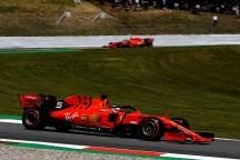 GP SPAGNA F1/2019 - VENERDÌ' 10/05/2019 credit: @Scuderia Ferrari Press Office