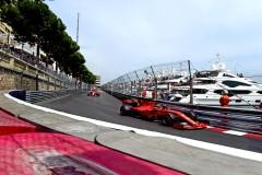 GP MONACO F1/2019 - SABATO 25/05/2019 credit: @Scuderia Ferrari Press Office