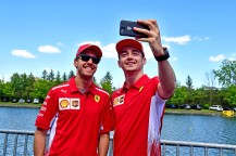 GP CANADA F1/2019 - GIOVEDÌ 06/06/2019 credit: @Scuderia Ferrari Press Office