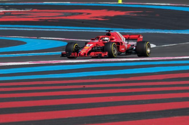 F1 French Grand Prix  - Day 4