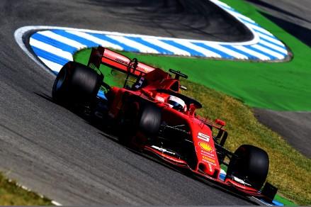 GP GERMANIA F1/2019 - GIOVEDÌ 25/07/2019 credit: @Scuderia Ferrari Press Office