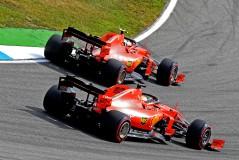 GP GERMANIA F1/2019 - SABATO 27/07/2019 credit: @Scuderia Ferrari Press Office