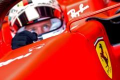 GP GRAN BRETAGNA F1/2019 - SABATO 13/07/2019 credit: @Scuderia Ferrari Press Office