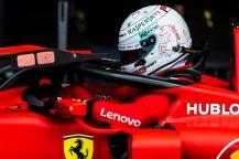 GP Gran Bretagna Sabato Qualifica 13/07/2019 - Vettel