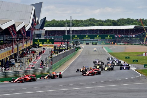 GP GRAN BRETAGNA F1/2019 - DOMENICA 14/07/2019 credit: @Scuderia Ferrari Press Office
