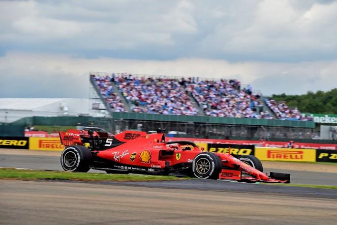 GP GRAN BRETAGNA F1/2019 - DOMENICA 14/07/2019
