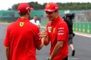 GP GRAN BRETAGNA F1/2019 - GIOVEDÌ 11/07/2019 credit: @Scuderia Ferrari Press Office