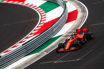 GP UNGHERIA F1/2019 - VENERDÌ 02/08/2019 credit: @Scuderia Ferrari Press Office