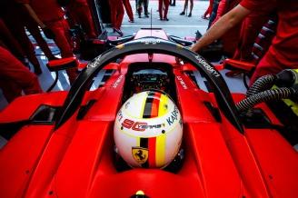 GP UNGHERIA F1/2019 - VENERDÌ 02/08/2019 credit: @Scuderia Ferrari Press Office