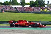 GP UNGHERIA F1/2019 - SABATO 03/08/2019 credit: @Scuderia Ferrari Press Office