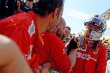 GP UNGHERIA F1/2019 - DOMENICA 04/08/2019 credit: @Scuderia Ferrari Press Office