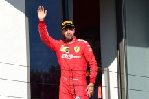 GP UNGHERIA F1/2019 - DOMENICA 04/08/2019 credit: @Scuderia Ferrari Press Office