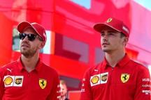 GP UNGHERIA F1/2019 - GIOVEDÌ 01/08/2019 credit: @Scuderia Ferrari Press Office