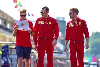 GP UNGHERIA F1/2019 - GIOVEDÌ 01/08/2019 credit: @Scuderia Ferrari Press Office