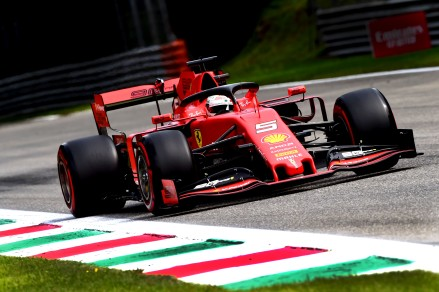 GP ITALIA F1/2019 - SABATO 07/09/2019 credit: @Scuderia Ferrari Press Office