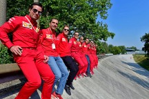 GP ITALIA F1/2019 - GIOVEDI 05/09/2019 credit: @Scuderia Ferrari Press Office