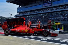 GP RUSSIA F1/2019 - VENERDÌ 27/09/2019 credit: @Scuderia Ferrari Press Office
