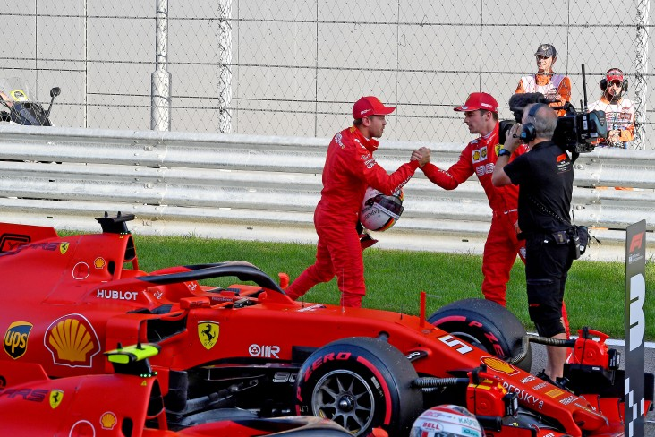 GP RUSSIA F1/2019 - SABATO 28/09/2019 credit: @Scuderia Ferrari Press Office