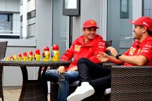 GP RUSSIA F1/2019 - GIOVEDÌ 26/09/2019 credit: @Scuderia Ferrari Press Office