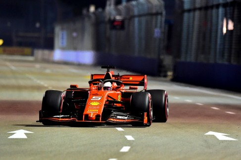 GP SINGAPORE F1/2019 - VENERDI 20/09/2019 credit: @Scuderia Ferrari Press Office