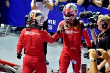 GP SINGAPORE F1/2019 - DOMENICA 22/09/2019 credit: @Scuderia Ferrari Press Office