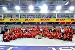 GP SINGAPORE F1/2019 - DOMENICA 22/09/2019 credit: @Scuderia Ferrari Press Office