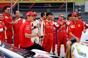 GP SINGAPORE F1/2019 - GIOVEDÌ 19/09/2019 credit: @Scuderia Ferrari Press Office