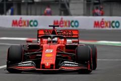 GP MESSICO F1/2019 - SABATO 26/10/2019 credit: @Scuderia Ferrari Press Office