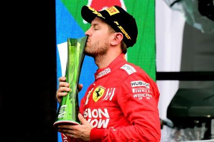 GP MESSICO F1/2019 - DOMENICA 27/10/2019 credit: @Scuderia Ferrari Press Office