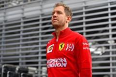 GP MESSICO F1/2019 - GIOVEDÌ 24/10/2019 credit: @Scuderia Ferrari Press Office