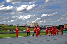 GP BRASILE F1/2019 - GIOVEDÌ 14/11/2019 credit: @Scuderia Ferrari Press Office
