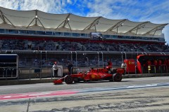 GP USA F1/2019 - SABATO 02/11/2019 credit: @Scuderia Ferrari Press Office