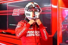 GP USA F1/2019 - SABATO 02/11/2019 credit: @Scuderia Ferrari Press Office