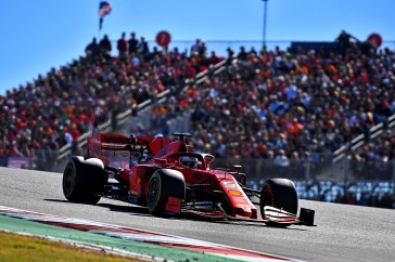 GP USA F1/2019 - DOMENICA 03/11/2019 credit: @Scuderia Ferrari Press Office