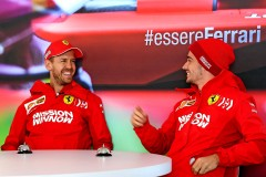 GP USA F1/2019 - GIOVEDÌ 31/10/2019 credit: @Scuderia Ferrari Press Office